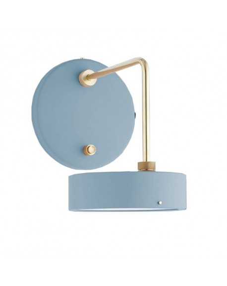 Made By Hand - Petite Machine Wall lamp - Skandynawskie Lampy Ścienne