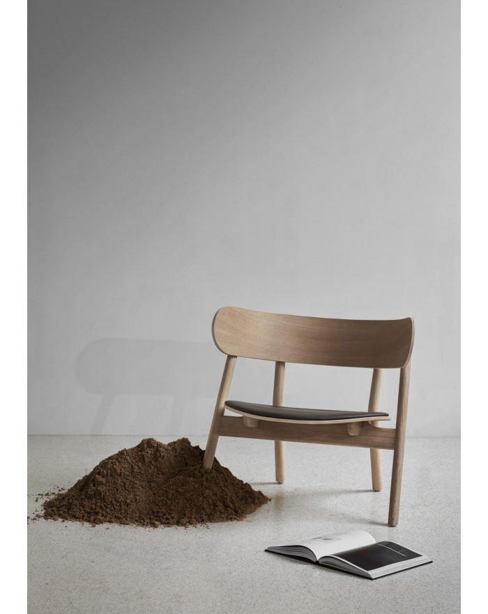 Oaki lounge chair / MARZEC 2020