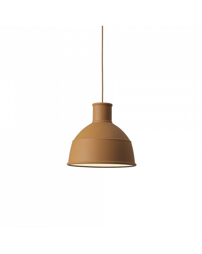 Unfold pendant Clay Brown