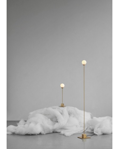 Snowball Floor Lamp