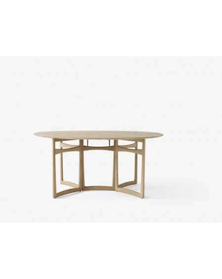 &Tradition - Drop Leaf HM6 Table - Stoły Skandynawskie