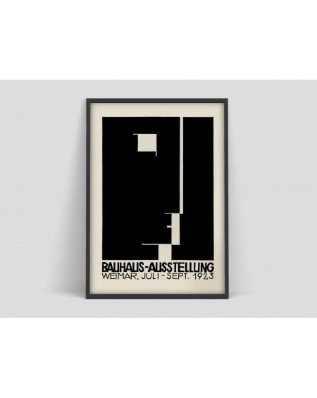 Various selection - Plakat Bauhaus Art Exhibition poster - Plakaty Skandynawskie