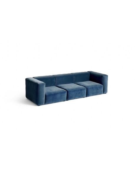 HAY - MAGS Sofa 3-osobowa COMB 1 - Sofy MAGS