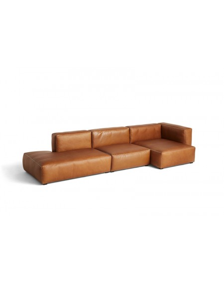 HAY - MAGS Sofa 3-osobowa COMB 5 - Sofy MAGS