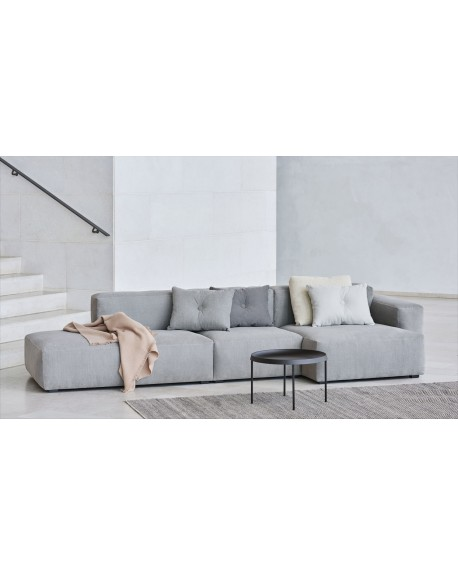 HAY - MAGS Sofa 3-osobowa low COMB 3 - Sofy MAGS
