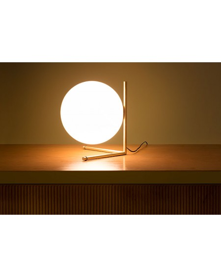 IC T2 Table Lamp brass