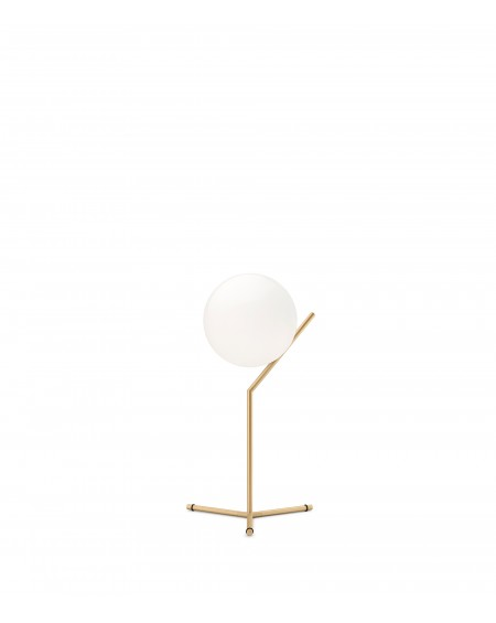 FLOS - IC T1 Table Lamp high brass
