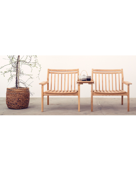 M6 Sammen • Garden lounge chair