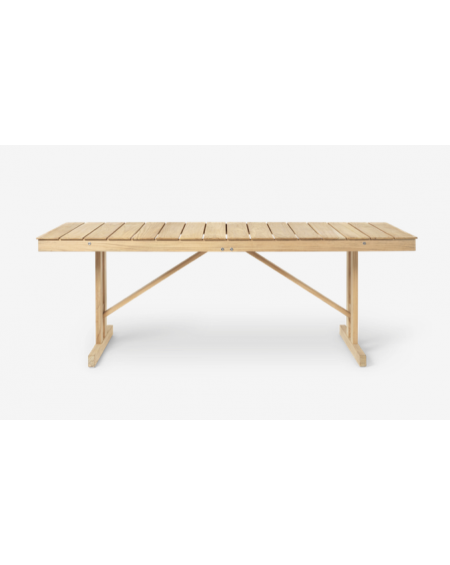 Carl	Hansen - BM1771 | Outdoor Table - Meble ogrodowe