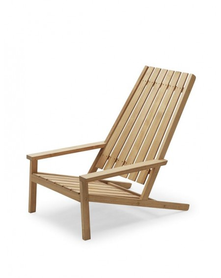SKAGERAK - Between Lines Deck Chair - Meble ogrodowe