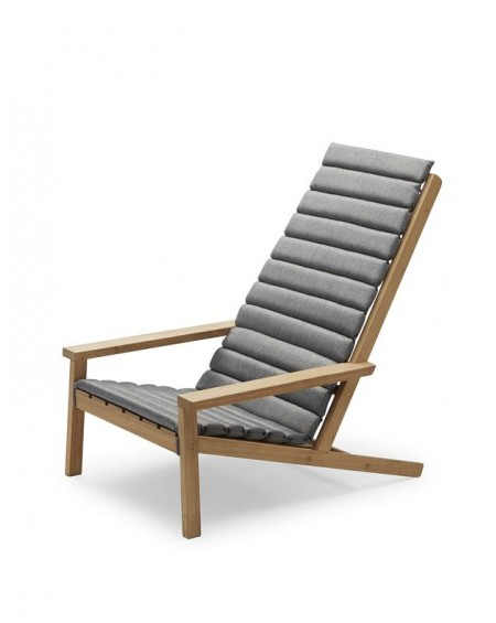 SKAGERAK - Between Lines Deck Chair Cushion - Meble ogrodowe