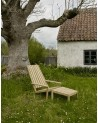 SKAGERAK - Between Lines Deck Stool - Meble ogrodowe