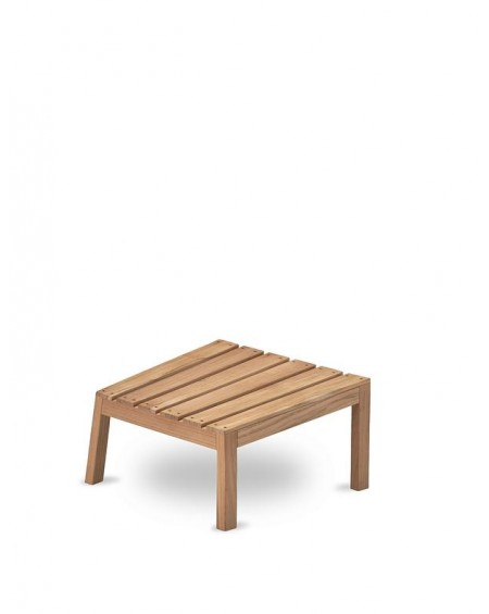 Between Lines Deck Stool
