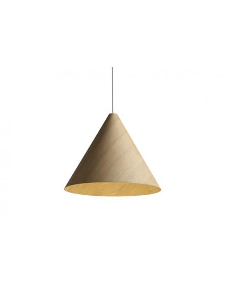 HAY - 30 Degrees Pendant with cord set - Skandynawskie Lampy wiszące