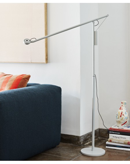 Fifty-fifty Floor Lamp
