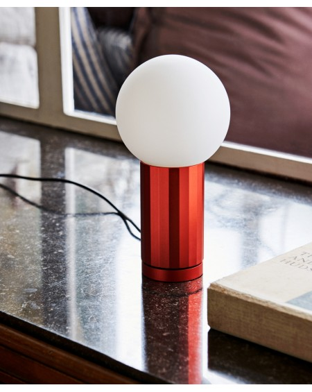 HAY - Turn On Table Lamp - Skandynawskie Lampki Biurkowe