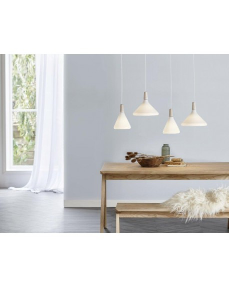 Design For The People - Float Nordic 27 pendant - Skandynawskie Lampy wiszące