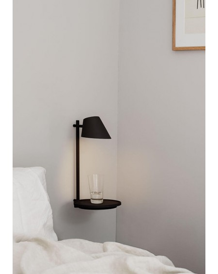 Design For The People - Stay Wall Lamp - Skandynawskie Lampy wiszące