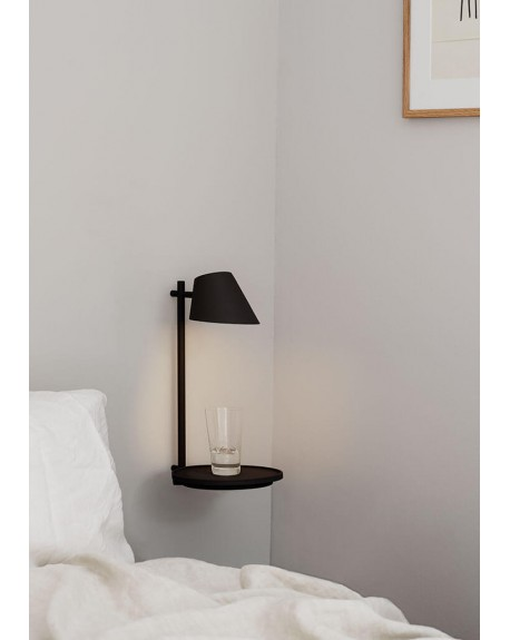 Design For The People - Stay Wall Lamp - Skandynawskie Lampy Ścienne