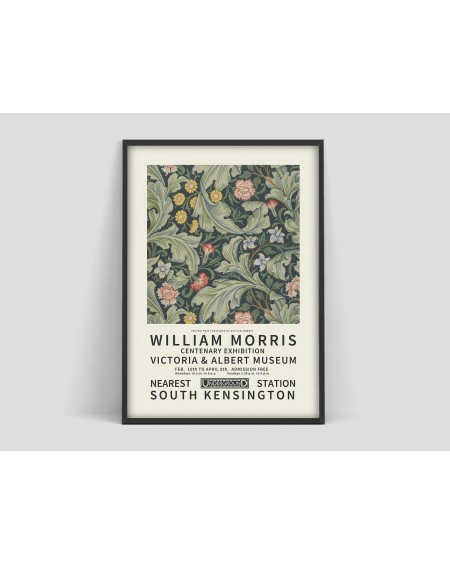 Various selection - Plakat Flower pattern William Morris - Plakaty Skandynawskie