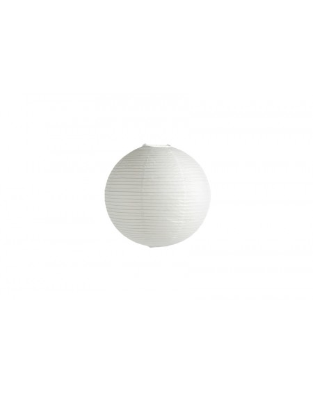 HAY - Rice paper shade / Ø50 Classic White - Lampy