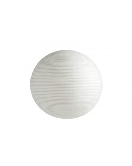 HAY - Rice paper shade / Ø80 Classic White - Lampy