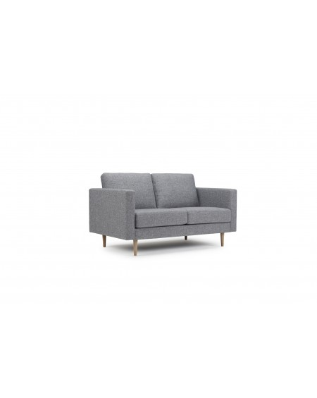 Kragelund - Nabbe 2 seater sofa / Combination 02 - Sofy Skandynawskie