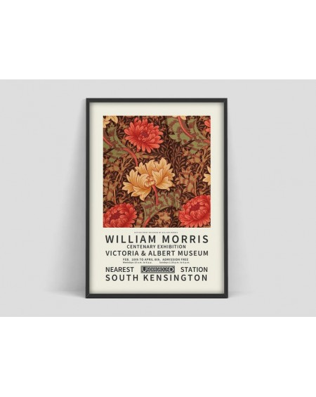 Various selection - Plakat William Morris, Museum Exhibition I - Plakaty Skandynawskie