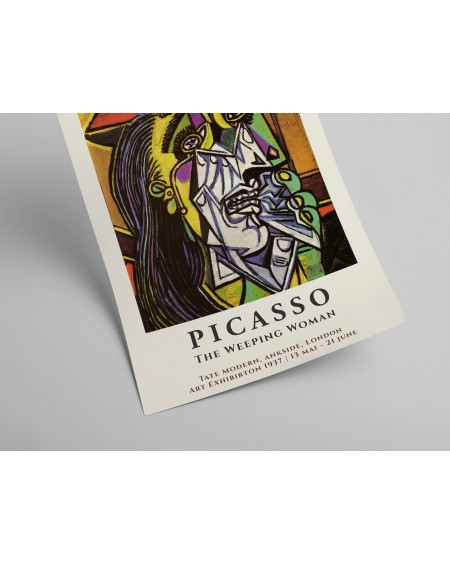 Plakat Picasso The Weeping Woman