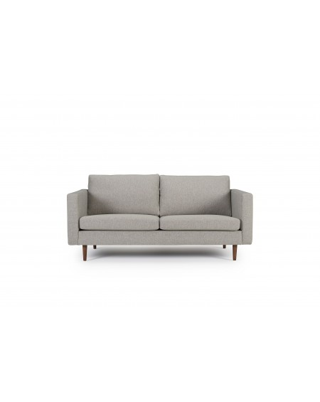 Obling sofa 2,5-os. tkanina Torro 244 Dark Sand, nogi ciemny dąb (oak, dark stained)