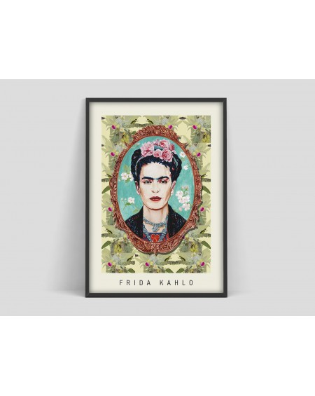 Various selection - Plakat Frida Kahlo - Plakaty Skandynawskie