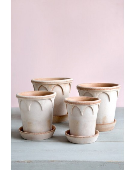 Bergs Potter - Doniczka Elizabeth / Antique Rosa - Bufety