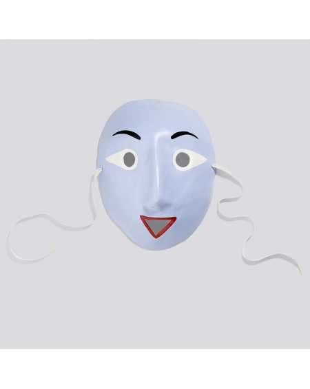 Mood mask light blue