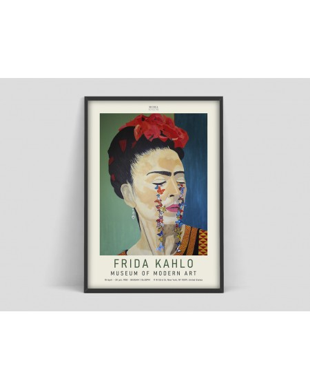 Various selection - Plakat Frida Kahlo II, Museum of Modern Art - Plakaty Skandynawskie