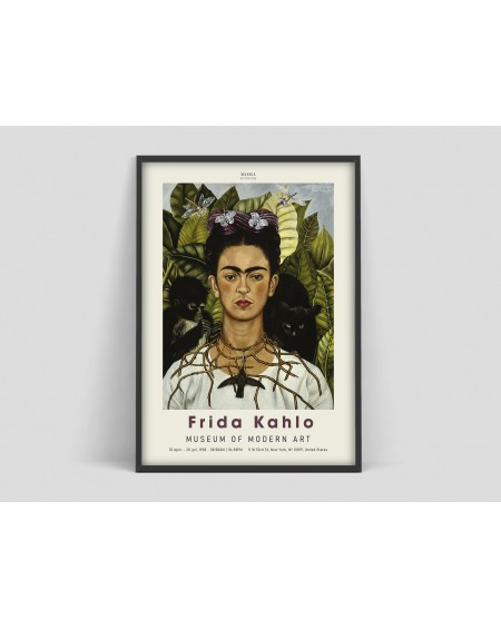 Various selection - Plakat Frida Kahlo I, Museum of Modern Art - Plakaty Skandynawskie