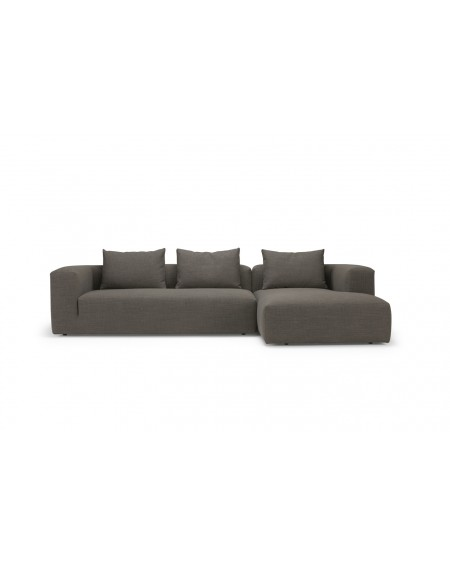 KORNUM 2 seater sofa w/ chaiselong