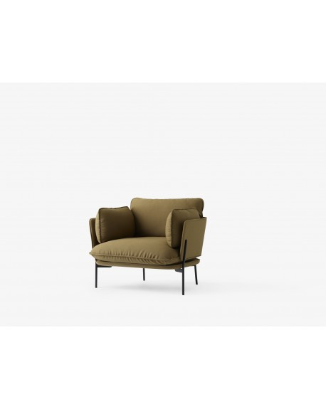 &Tradition - Cloud one seater LN1 - Fotele Skandynawskie