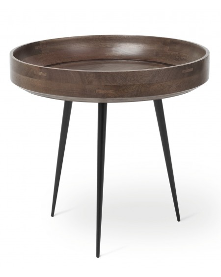 Mater Design - Bowl S sirka grey Table - Stoliki kawowe