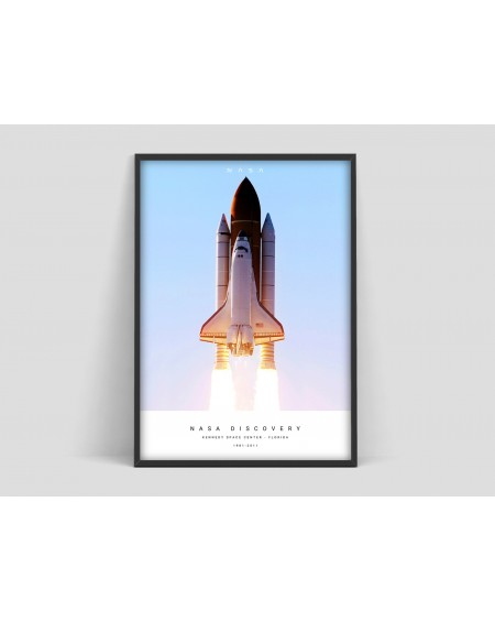 Various selection - Plakat Nasa Discovery - Plakaty Skandynawskie