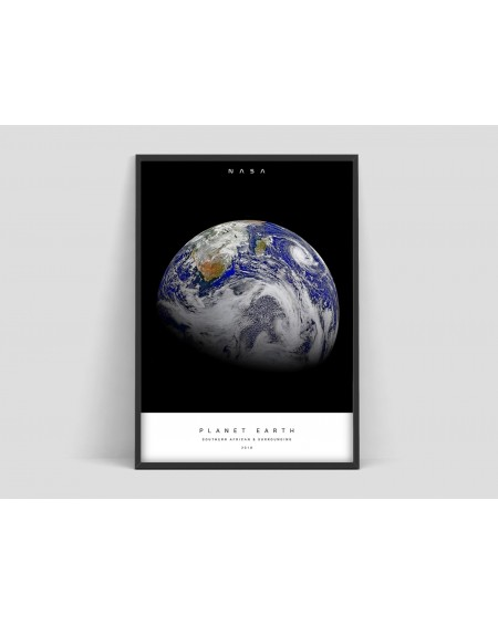 Empty Wall - Plakat Nasa, Planet Earth (II) - Plakaty Skandynawskie