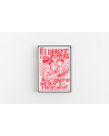 Empty Wall - Plakat Red Hot Chili Peppers concur Crazy 8s - Plakaty Skandynawskie