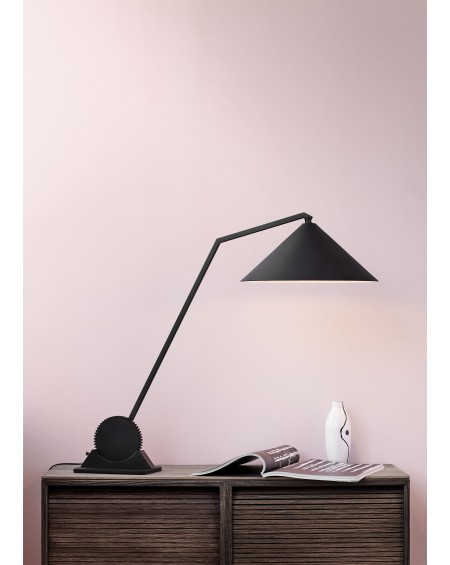 Northern - Gear table Lamp - Skandynawskie Lampki Biurkowe