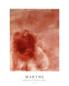 Paper Collective - Plakat Marthe By Virginia Isbell, 50 x 70 cm - Plakaty Skandynawskie