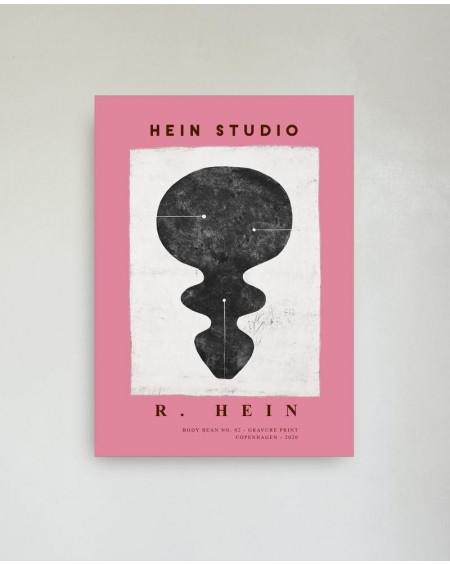 Hein Studio - Body Bean no. 05 by Rebecca Hein, 50 x 70 cm - Plakaty Skandynawskie