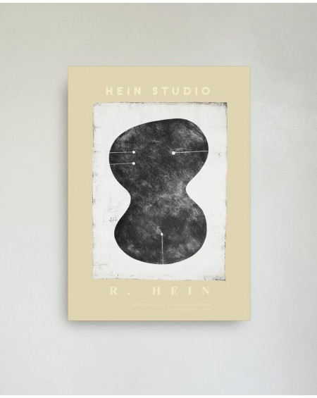 Hein Studio - Body Bean no. 04 by Rebecca Hein, 50 x 70 cm - Plakaty Skandynawskie