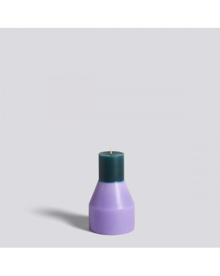 Piller candle S lavender