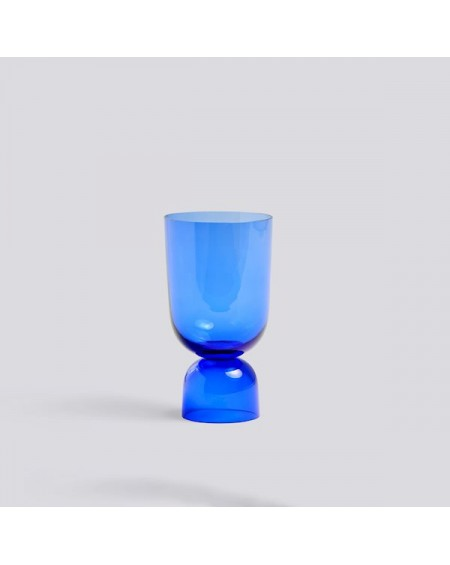 Bottoms up S electric blue