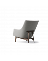Fredericia - A-Chair Wood Base - Fotele Skandynawskie