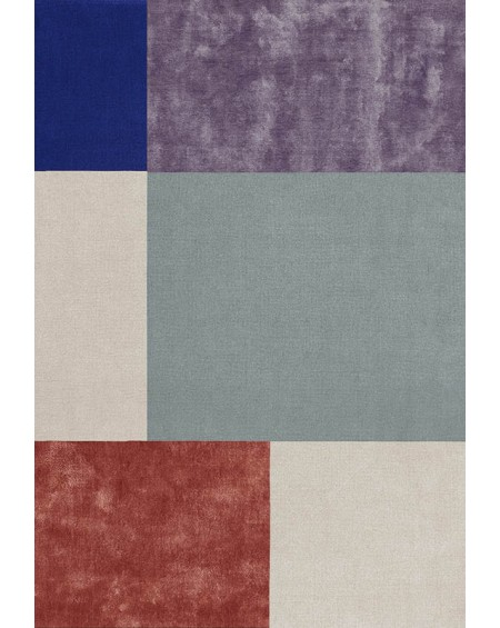 Layered - Northern Light Woll Rug - Skandynawskie Dywany