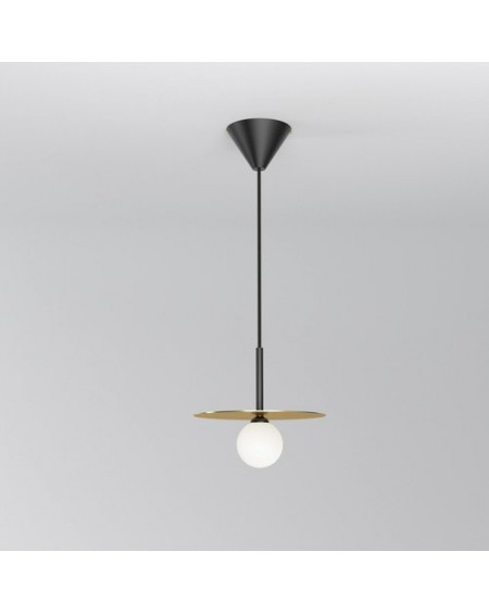 Atelier Areti - Disc and Sphere pendant lamp